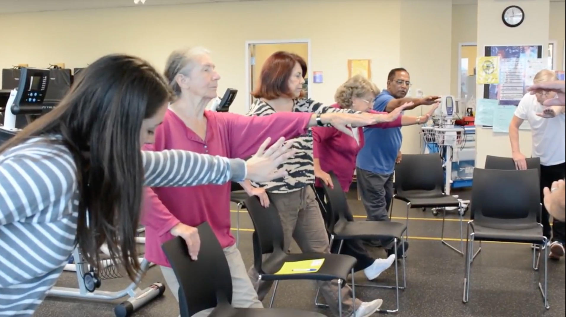 screenshot of Watch this video to learn more about the partnership. video